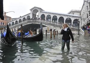 В Венеции могут полностью запретить движение моторных лодок