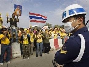 Стрельба в Бангкоке: оппозиционеры открыли огонь по сторонникам правительства