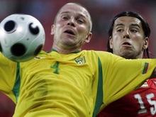 Евро-2008: Чехи перепутали литовцев с латышами