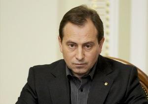 Томенко: Законопроект о региональных языках написан в духе российского национализма