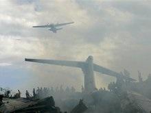 В Африке разбился самолет с украинцами на борту