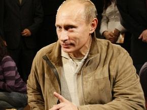 У Путина появится персональный сайт