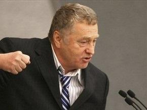 Жириновский: Российские войска понадобятся, если Турция окажет помощь крымским татарам