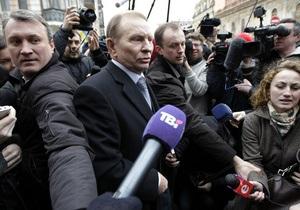 Охранник Кучмы вступил в перепалку с Мельниченко. Майор требует усилить охрану