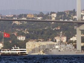 В Черном море затонуло грузовое судно: один украинский моряк погиб