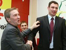 Социс: Черновецкий обгоняет Кличко на 0,8%