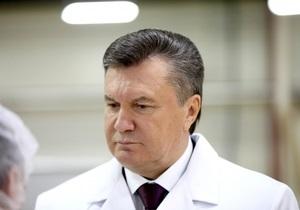Янукович распорядился создать для Тимошенко  европейские  условия содержания в СИЗО