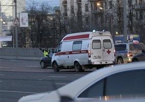 Новости России -ДТП в Москве: Власти назвали число пострадавших
