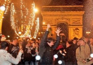 Францию захлестнула волна дешевого шампанского