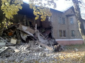 В МЧС назвали предварительную причину обрушения дома в Антраците