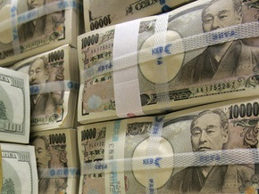 Японский экспорт упал почти на 50%