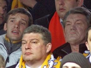 Ъ: Шевченко и Каладзе вызывают на допрос в деле об отравлении Ющенко