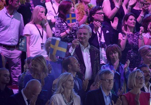 Началось голосование за победителя Евровидения-2013