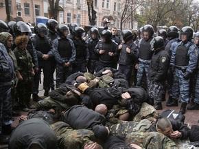 Задержания на субботнем марше УПА: новые подробности
