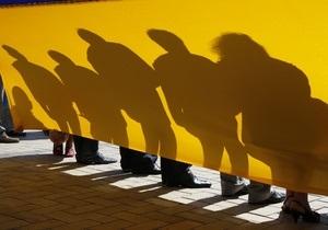 Корреспондент: За год количество пессимистов в Украине выросло в полтора раза