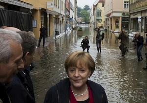 Фотогалерея: Широка река. Европа борется с последствиями наводнения, Германии грозит рекордный потоп