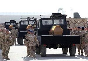 В ходе операции НАТО в Афганистане убиты 29 талибов