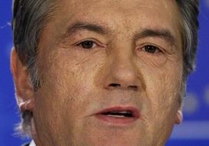 БЮТ: Ющенко распространяет сплетни о Тимошенко в интересах Януковича