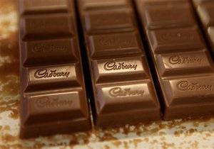 В Австралии Cadbury запустил паровоз с шоколадом