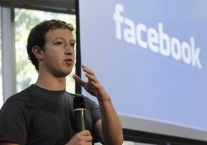 Российский банк поднял стоимость Facebook до $76 млрд