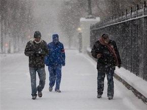На восток США обрушились сильные снегопады