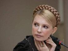 АН: О НАТО, газе и русском языке. Интервью Юлии Тимошенко