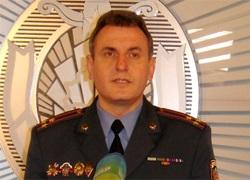 В Беларуси арестовали замглавы МВД