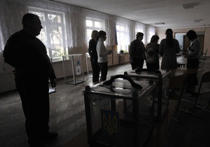 КИУ: В Донецке члену избиркома от штаба Тимошенко угрожали оружием