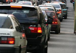 Беларусь-Украина - пробки - Более 250 автомобилей стоят в пробке на белорусско-украинской границе