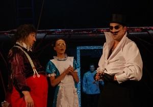 В Киев с гастролями приехал Тбилисский театр имени Шота Руставели
