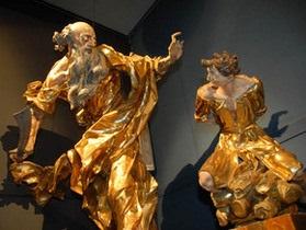 Новости Тернополя - Иоанн Пинзель -выставка Пинзеля - В Тернополе досрочно закрыли выставку скульптур Пинзеля
