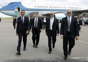 Новый скандал в Секретной службе США: Охранник Обамы арестован в пьяном виде
