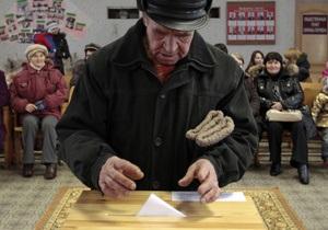 Стала известна дата парламентских выборов в Беларуси
