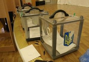 ЦИК утвердил форму избирательных бюллетеней на местных выборах