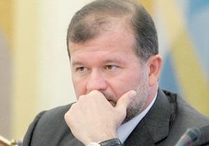 Балога: Янукович начал сдавать Крым России