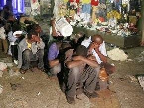 Безработица в Зимбабве достигла 94%