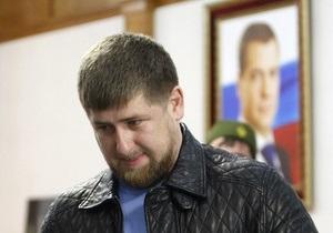МИД Украины возмущен заявлением Кадырова. МИД РФ отмежевывается от него