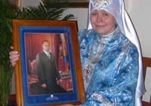 В храме под Нижним Новгородом сообщили, что икона Путина замироточила