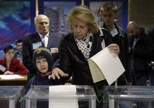 ЦИК опубликовал свежие данные о явке избирателей