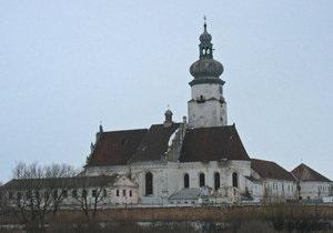 Во Львовской области горит Сокальская исправительная колония
