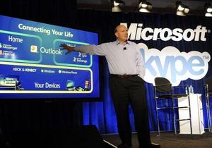 Директор Microsoft прибыл в Таллин в связи с покупкой Skype