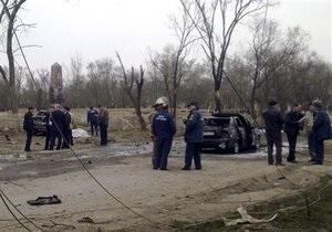 Спецслужбы установили личность смертника, взорвавшегося в Дагестане