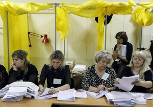 Мэрами городов Киевской области избраны преимущественно выдвиженцы ПР