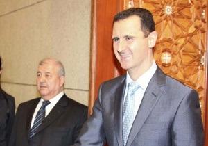 Правительство Сирии ушло в отставку