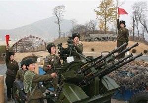 Южная Корея объяснила канонаду возле острова Енпхендо учениями в КНДР