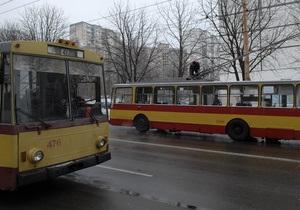 В Киеве расширят маршруты общественного транспорта