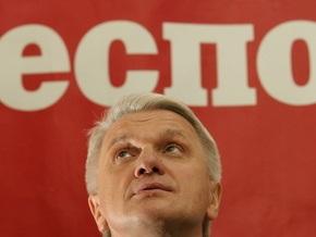 Литвин еще не решил, идти ли ему в Президенты