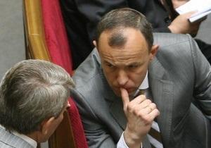 В БЮТ назвали задержание экс-председателя Таможенной службы репрессиями