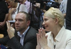 Защита просит суд объединить дело Тимошенко с делами Диденко, Макаренко и Шепитько