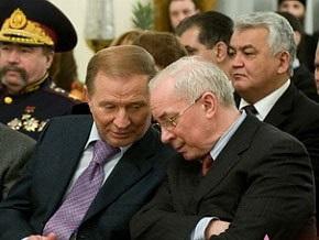 Кучма предложил Партии регионов заблокировать трибуну ВР
